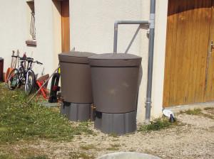 Les récupérateurs d'eau